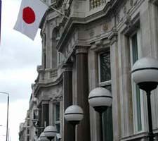 日本大使館の求人